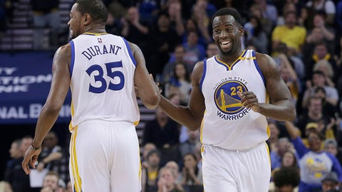 Durant will make them better defensively
