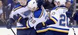 Tarasenko scores in OT, Yeo-led Blues beat Maple Leafs (Feb 09, 2017)