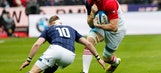 France edges Scotland 22-16 in hard-fought 6 Nations match
