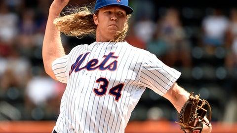 Noah Syndergaard -- New York Mets