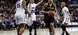No. 2 Baylor women top TCU 91-73 following 1st Big 12 loss