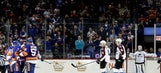 Lee scores 2 to lead Islanders to 5-1 win over Avalanche