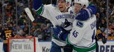 Burrows sparks Canucks' 4-2 win over Sabres