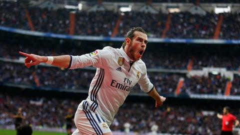 T-24. Gareth Bale: $34 million