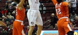 Brown, Slaughter lead No. 4 Florida State to rout of Clemson