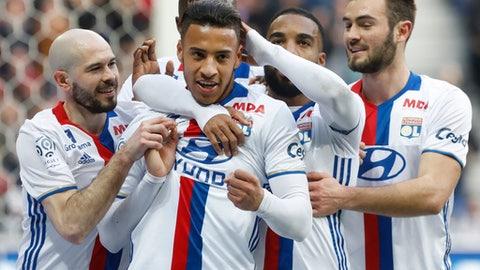 Ajax vs. Lyon