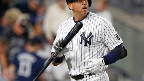 Alex Rodriguez: Mariners, Rangers, Yankees (1994-2016)