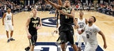 Purdue seeks separation atop Big Ten; Wisconsin hits road