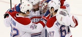 Byron lifts Canadiens past Rangers in shootout