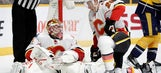 Flames blow 4-1 lead, rally to beat Predators 6-5 in OT
