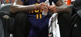 Pelicans' Cousins banned a game for 18th technical of season