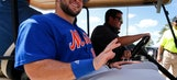 Tim Tebow hits 9 homers in batting practice at Mets workout