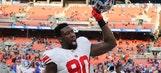 Giants designate Pierre-Paul non-exclusive franchise player