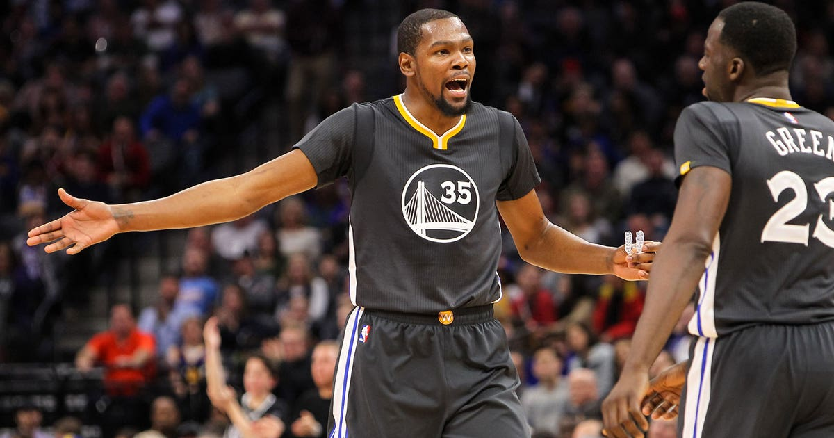 083d86608c1 Kevin Durant rips Shaq after O Neal feuds with JaVale McGee