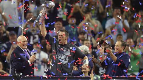 Skip: Tom Brady passed Michael Jordan on Sunday