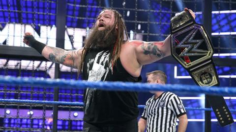 Bray Wyatt vs. Luke Harper vs. Randy Orton