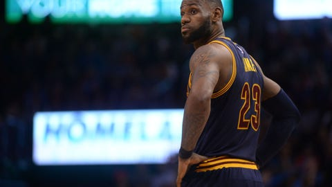 Cris Carter: There's no reason LeBron shouldn't play every night.
