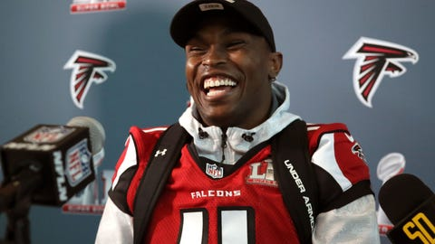 Skip Bayless: Can you make a case you're better than Julio Jones?