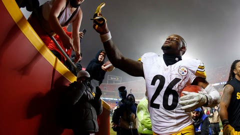 Shannon: Le'Veon Bell's drug issues kept him from getting a long-term deal