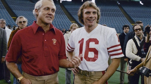 Shannon: Bill Walsh's legacy is intact