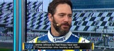 Jimmie Johnson Interview at Daytona Media Day | NASCAR RACE HUB