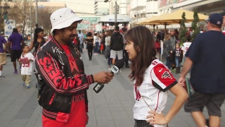 Rembert Browne and Falcons Fan Are Sure They'll Win Super Bowl 51