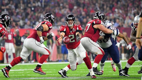 Shannon: The Falcons didn't take advantage of Bill Belichick's bad onside kick call