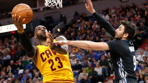 Skip: If the new signings stay healthy, the Cavs are now loaded