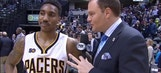 Jeff Teague says Pacers are 'a confident group'