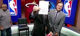 Heat LIVE falls victim to a wrong envelope