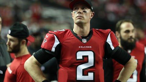 Offensive Player of the Year: Matt Ryan, Falcons