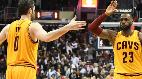 Skip: LeBron James knows that trade would make the Cavaliers better