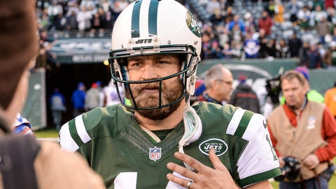 Jets: Fitz the bed