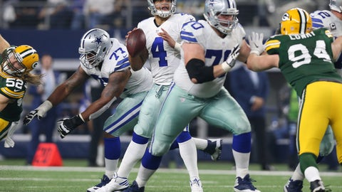 Shannon: Dak wasn't expected to be this type of player coming out of college