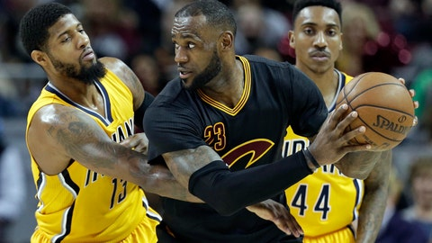 Skip: The Cavs may be the new favorite to win the title