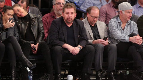 Skip: Oakley channeled the rage of Knicks fans