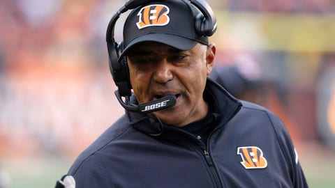 Shannon Sharpe: Do you believe Marvin Lewis is the guy that can get you where you want to be?