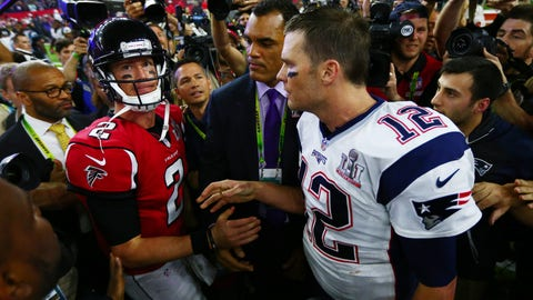 Cris Carter: Brady is in a better situation than Peyton Manning was