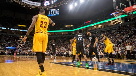 Nick Wright: LeBron is somehow playing the best basketball of his life right now