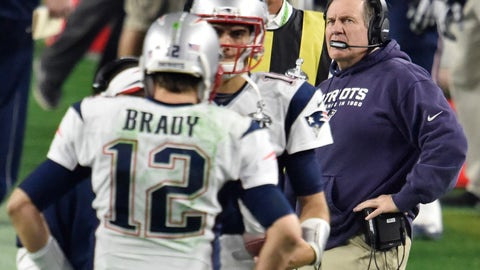 Cowherd: He may not want to face the challenge of coaching a Brady-less team