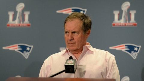 Skip: Tom Brady deserves credit for the Patriots' offense, not Belichick