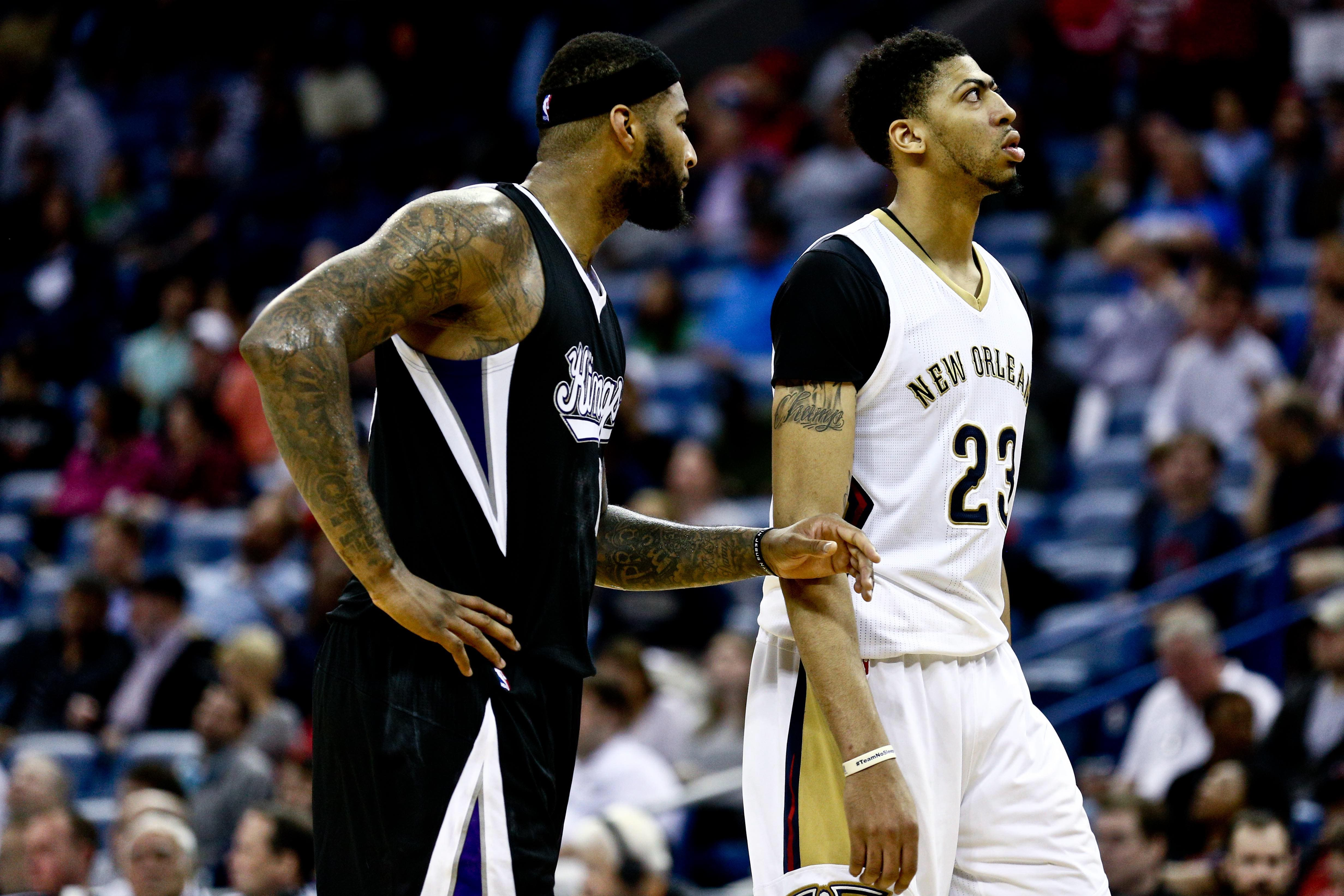 best website 14d27 e09dc John Calipari explains how DeMarcus Cousins, Anthony Davis ...