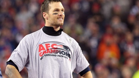 Skip: You cannot compare Tom Brady to any other QB