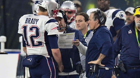 Skip: Bill Belichick is not an all-time great coach, and he's not more valuable than Brady