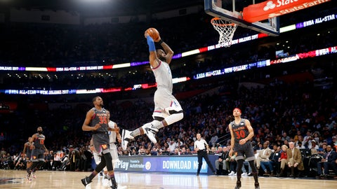 Shannon: LeBron James is a magnet for talent