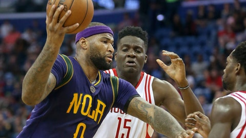 Skip Bayless: The NBA is targeting DeMarcus Cousins