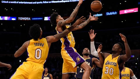 Shannon: The Lakers now have to overcome a string of bad decisions