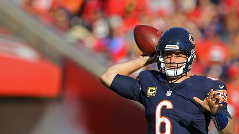 Shannon: Jay Cutler will not give a team a better chance to win
