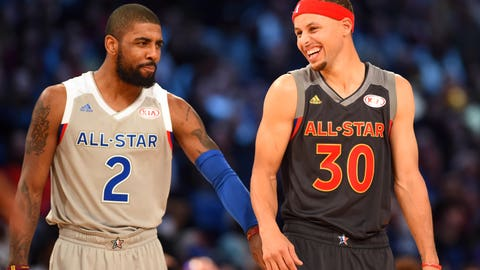 Skip: Steph's insane shooting numbers aren't sustainable