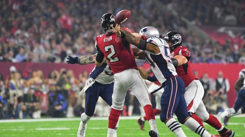 Shannon: The game should have been over after Julio Jones' circus catch down the sideline